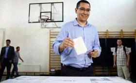 Dar  Ponta cu cine votează?
