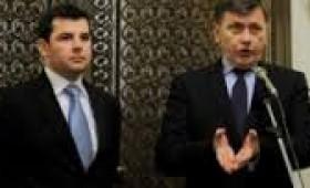 De ce se ceartă Antonescu cu  Daniel Constantin?