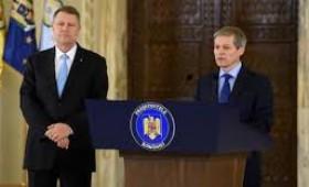 """Cioloş, primul pas, prima """"remaniere"""", primele minciuni"""