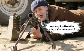 Senzaţional : SUA  dă în folosinţă  un  scut împotriva colonelului român