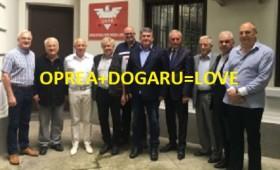 OPREA + DOGARU = LOVE