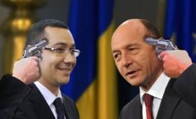 Ponta îi ia locul lui Băsescu