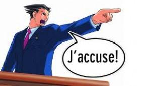 Un Senator Acuză