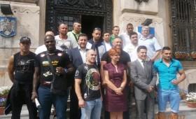 Superkombat:Bătaie maximă (de joc) la Craiova