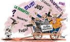 Schimbarea clasei politice pas cu pas Pasul întâi – partidele politice