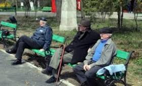 Despre pensionari, la rece