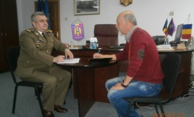 Interviu cu col. Constantin Luca, directorul CPS a  MApN