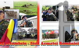 Programul activităților dedicate zilei de 25 Octombrie 2017, la Craiova
