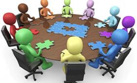 Întâlnirea cu Nasta  – vorbe, planuri  și grupuri de lucru