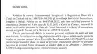DECIZIA Curții de Conturi XII/4/13.07.2020